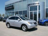 2011 Lexus RX 350 Premium Package