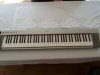 EXCELLENT YAMAHA NP31S DIGITAL ELECTRIC GRAND PIANO / KEYBOARD
