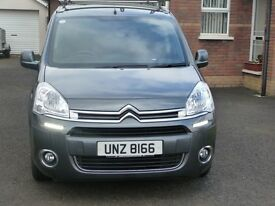 JAN 2015 90 BHP CITROEN BERLINGO 850 ENTERPRISE.*** NO VAT*** LOOK PACK