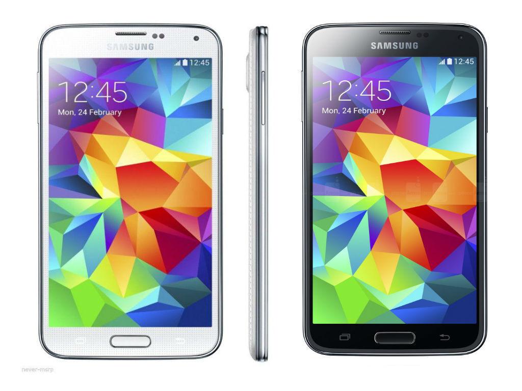 Samsung Galaxy S5 SM-G900V 4G LTE 16GB (Unlocked) Smartphone FR