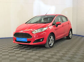 Ford FIESTA ZETEC with Bad Credit Car Finance Available