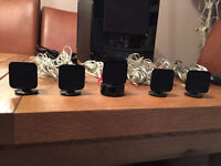 Sony HT-IS100 Home Theater System with satelite speakers