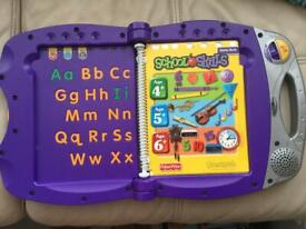 Fisher price Powertouch learning system includes ( 2 books ) good condition