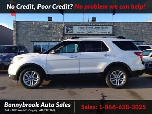 2011 Ford Explorer XLT AWD 7 PASSENGER W/LEATHER HEATED SEATS