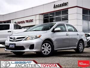 2013 Toyota Corolla CE- ENHANCED CONVENIENCE PACKAGE  WITH MOONR
