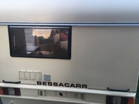 Great little caravan 1990s clean and tidy does have some dry damp in bathroom viewing welcome