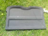 Vectra parcel shelf 02-09