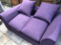 2 seater sofa like new for free first come first serve