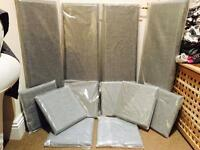 BRAND NEW Primacoustic London 8 Room Soundproofing Kit RRP £239