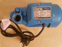 "REDUCED Brand New* Clarke BIP1000 1"" Electric Water Pump"