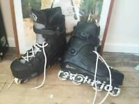 Anarchy Revolution Inline Skates (rollerblades) size 8