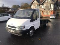FORD TRANSIT 2.5 diesel RECOVERY TRUCK 12 months MOT