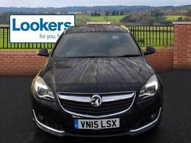 Vauxhall Insignia SRI NAV VX-LINE CDTI (black) 2015-06-02