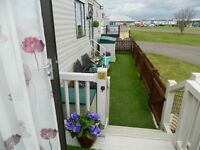 2 bed caravan to let