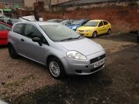 2007 FIAT GRANDE PUNTO, 1.2 PETROL, LOW MILEAGE, EXCELLENT CONDITION
