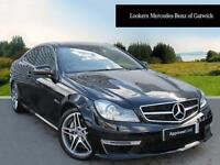 Mercedes-Benz C Class C63 AMG (black) 2014-02-14