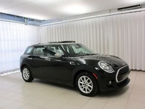 2017 MINI Clubman 5DR HATCH w/ HEATED SEATS, SUNROOF, PUSH BUTTO