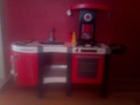 Tefal French Touch Kitchen by Smoby