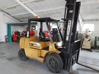 Caterpillar Forklift 4 Ton