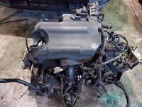 FORD TRANSIT 2.2 CDTI COMPLETE ENGINE EURO 5 FWD 10-14