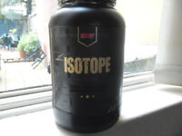 Redcon1 Isotope Protein Powder Tub - Peanut Butter Chocolate - Supplements Gym/Health