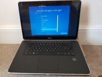 Dell XPS 15 Silver Metal Laptop, i7 Processor, 1080p WLED Display, 1TB + 32 GB SSD