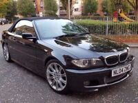 bmw 325ci sport convertible 2004 low millage automatic