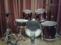 Tama Drumkit - 7 Piece