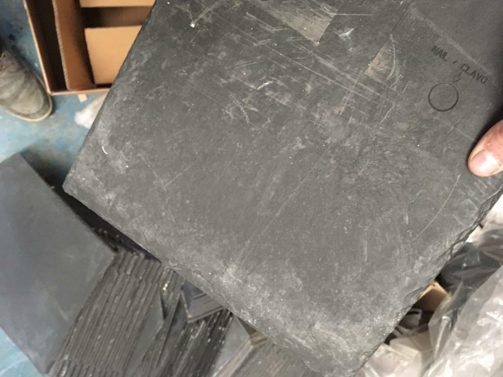 Slate Effect Plastic Tiles In North Hykeham