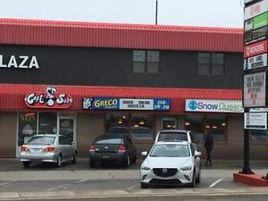 Greco Pizza Franchise Corporate location financing available in Antigonish, NS