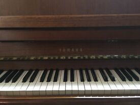 Yamaha Upright Piano M5JR 1985 Compact Modern Small *FREE LOCAL DELIVERY*