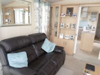 Stunning 2013 Pemberton Knightsbridge for sale at Percy Wood Country Park nr Alnwick, Northumberland