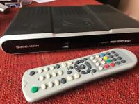Recording Freeview box