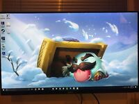 "Dell S2715H - 27"" IPS LED Monitor with Speakers - Full HD 1920 x 1080 - Nearly New"