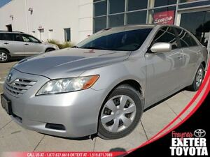 2009 Toyota Camry LE Convenience Package