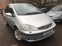 05 plate - ford galaxy - 7 seater - 10 months mot