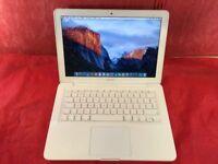 Macbook 13 inch A1342 2.4GHz Intel Core 2 Duo 2GB RAM 256GB 2010 + WARRANTY, NO OFFERS - L684