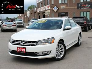 2013 Volkswagen Passat 2.5L Highline Accident Free LOADED