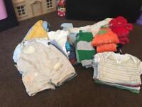 Baby Boys Clothes Bundle (1)