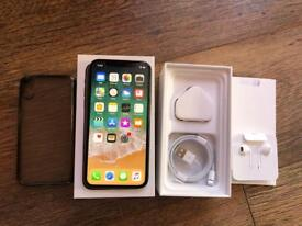 Iphone X 64gb unlocked excellent condition