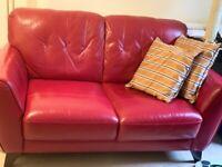 Very comfortable 2 seater sofa