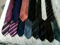 Mens ties £5 for all 15