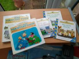 Children book - Apple Tree Farm