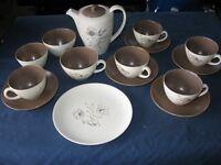 Vintage Poole Pottery Tableware Items