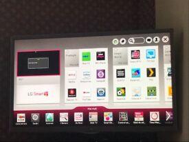 Smart tv 3D LG 42inch