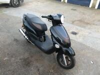 2011 50cc moped scooter vespa honda piaggio yamaha gilera peugeot runner
