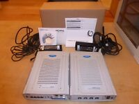 BCM 50 telephone system and Expansion unit (Office Ethernet Link)