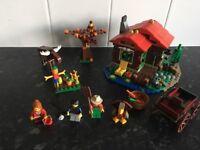 Lego Creator and a Lego starter set