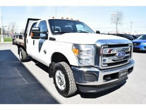 2016 Ford F-350 SUPER DUTY XLT PLATEFORME CREW 4X4 MAGS