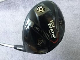 Big Bertha 816 Alpha Calloway Driver